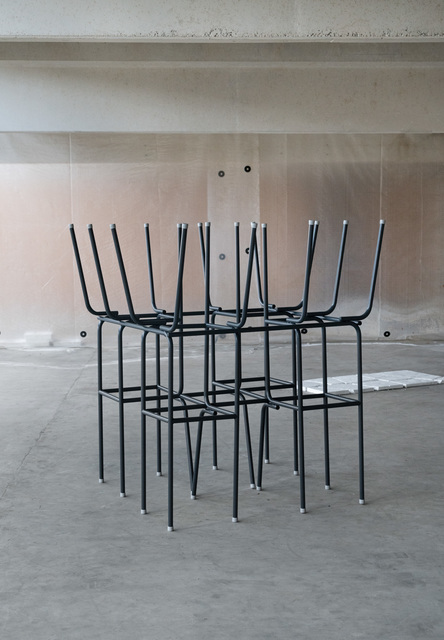 , 'Chair no. 2,' 2017, SPECTA