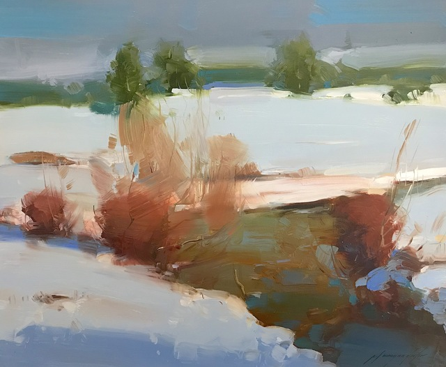 Vahe Yeremyan, 'Winter', 2019, Vayer Art