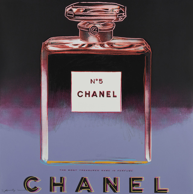 Andy Warhol, 'Chanel, from Ads', 1985, Christie's