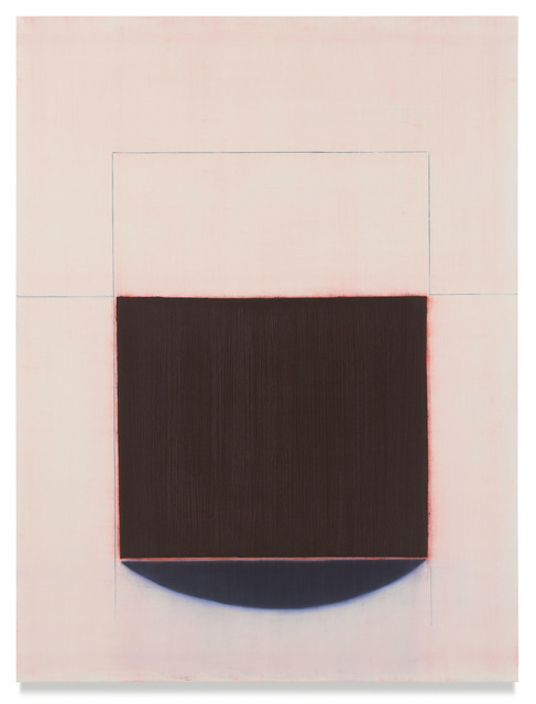 Suzanne Caporael, '734 (court)', 2018, Miles McEnery Gallery