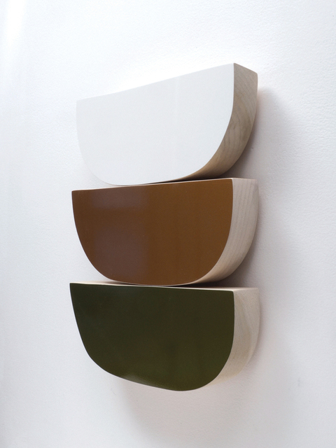 Andrew Zimmerman, 'green gold white', 2019, Sears-Peyton Gallery