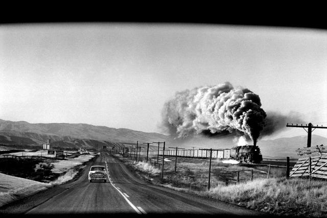 Elliott Erwitt, 'Wyoming', 1954, Jackson Fine Art