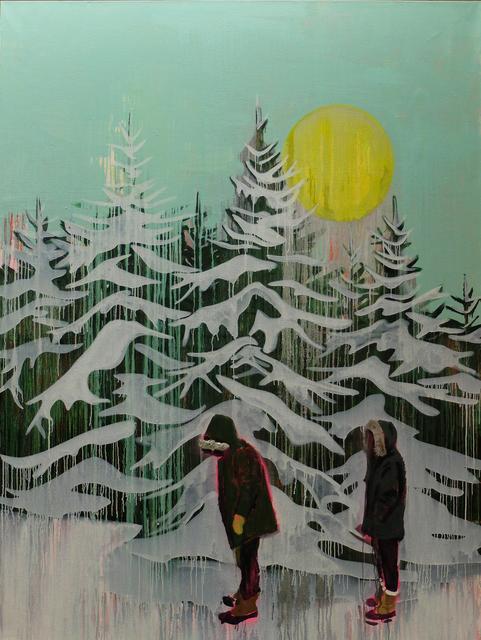 , 'Exhaustion,' 2015, Galerie Antoine Ertaskiran