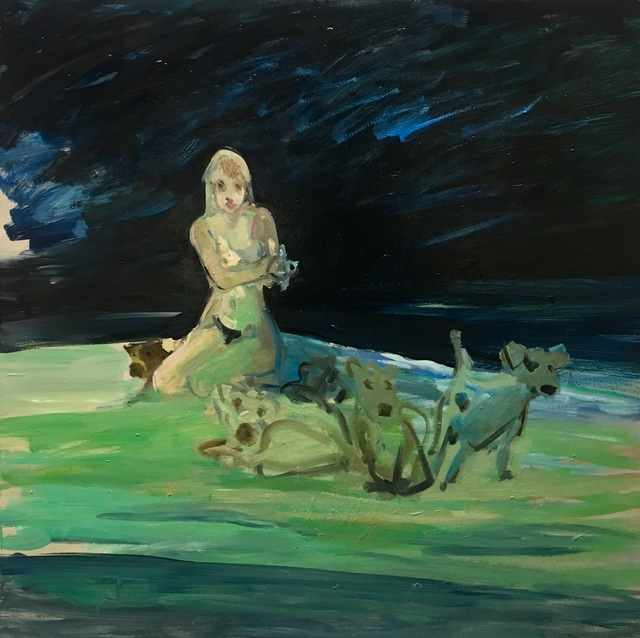 Deborah Brown, 'Alpha Dog', 2019, Malin Gallery