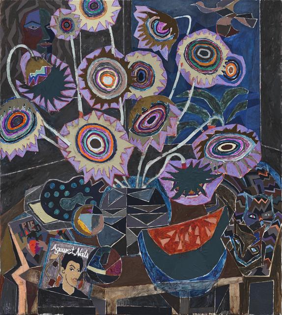 , 'Thebaine,' 2015, Galerie Peter Kilchmann