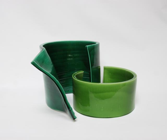 , 'Labirinto verde,' 2007, Bendana   Pinel