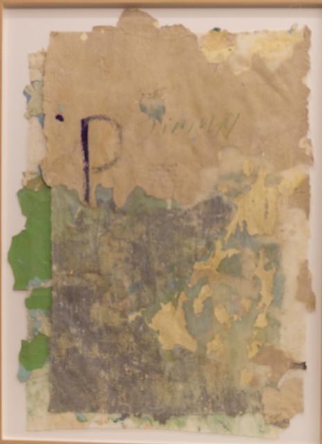 , 'MARKS & SCARS. D 407 CELL, HOLMESBURG PRISON,' 2011-2012, espaivisor - Galería Visor