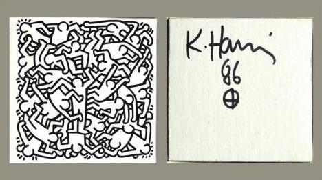 , 'Jigsaw Puzzle,' 1986, Rhodes