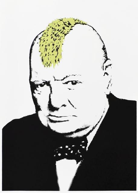 Banksy, 'Turf War', 2003, Tate Ward Auctions