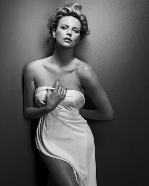 , 'Charlize Theron, New York City,' 2008, Immagis Fine Art Photography