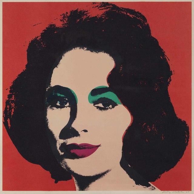 Andy Warhol, 'Liz', 1964, Christie's