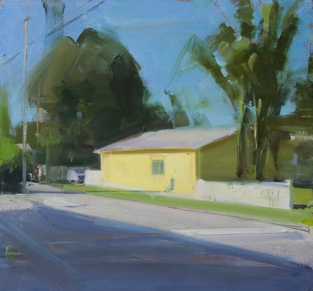 , 'Yellow House,' , Gallery 1261