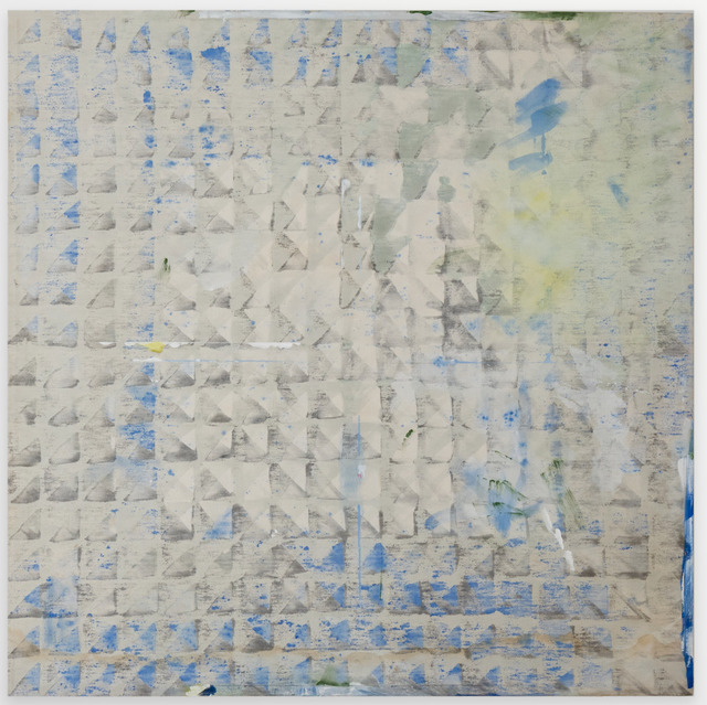 , 'tri 27- untitled blue 2,' 1975, Tile Blush