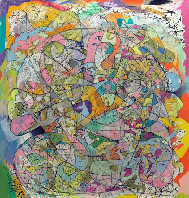 , 'Carlina Tarantula ,' 2017, Cindy Rucker Gallery