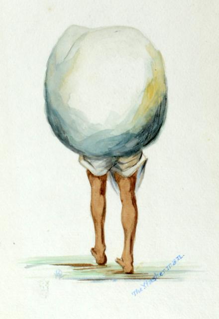 , 'The Washerman - Poona,' , Swaraj Art Archive