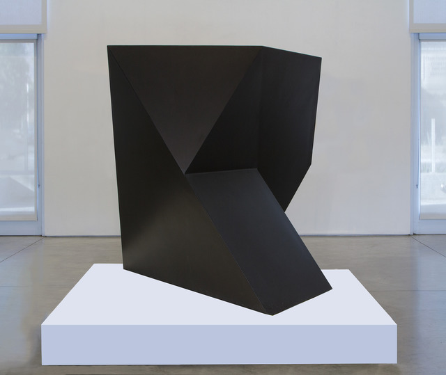 Tony smith 15 artworks bio shows on artsy for Minimal artiste