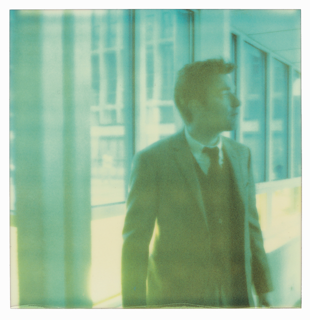 Stefanie Schneider, 'Sam, Interior Hospital - featuring Ewan McGregor, Contemporary, Polaroid', 2006, Photography, Analog C-Print, hand-printed by the artist on Fuji Archive Crystal Paper, based on a Polaroid, sandwiched in between Plexi - front glossy, back milk Plexi, Instantdreams