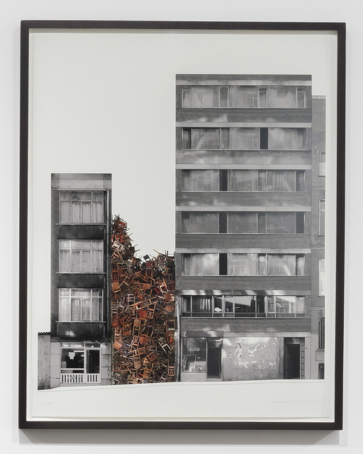 , 'Istanbul Project I,' 2003, Alexander and Bonin