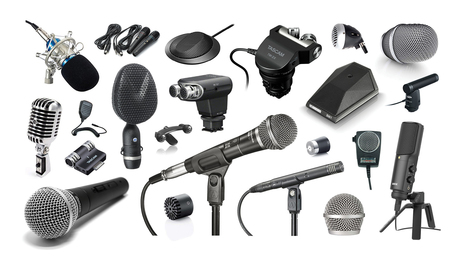 Untitled (microphones)