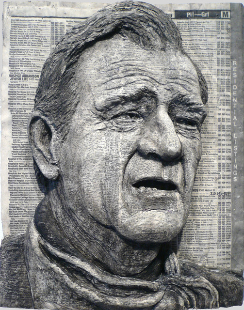 , 'John Wayne,' , Projects Gallery