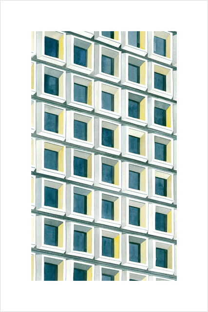, 'Yellow Light, NYC,' 2017, Tempe Digital