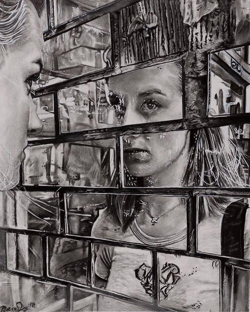 , 'Inner Reflection,' 2018, Fusion Art