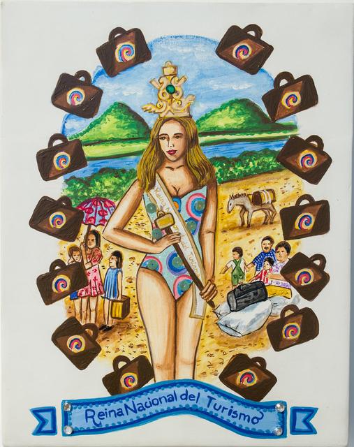 Luis Nicolás Camargo, 'Reina Nacional del Turismo', 2005-2007, Track 16 Gallery
