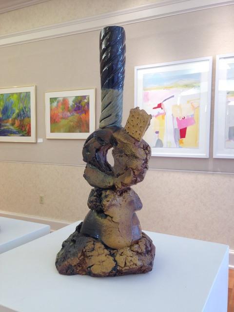 Robert Dixon, 'In This Moment', Springfield Art Association