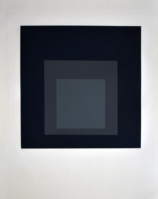 , 'Composition Seven, from: Homage to the Square | Hommage au Carré,' 1965, Gilden's Art Gallery