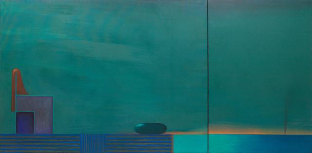 , 'The Present 1,' 1998, Galerie Kovacek & Zetter