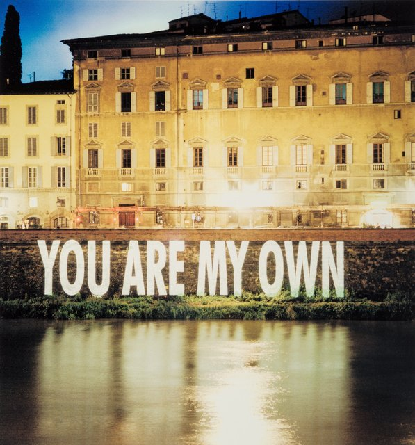 Jenny Holzer, 'Untitled (You Are My Own)', Heritage Auctions
