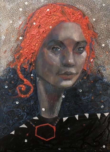 , 'Sansa Stark,' 2018, Helikon Gallery & Studios