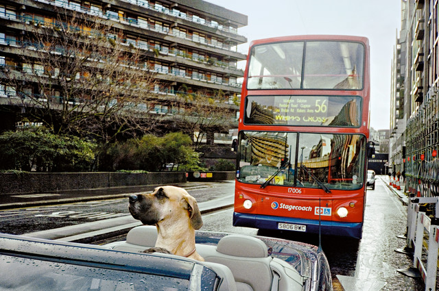 Matt Stuart, 'Aldersgate Street. London, England. GB ', 2006, Magnum Photos