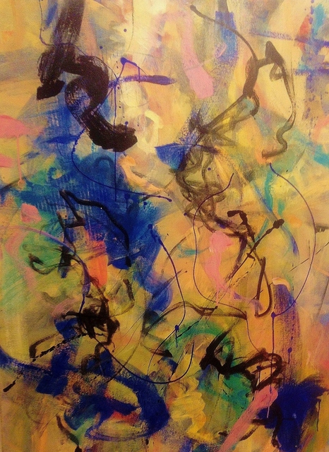 , 'Jazz Dance,' 2014, Lawrence Fine Art
