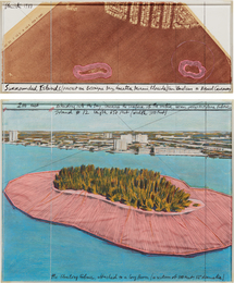 Surrounded Islands (Project for Biscayne Bay, Greater Miami, Florida/Venetian Causeway to Broad Causeway)
