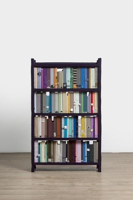 Yin Xiuzhen 尹秀珍, 'Bookshelf No. 3', 2009-2013, Pace Gallery