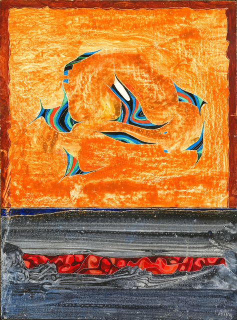 , 'Dance of the Humming Fish,' 1994, Arco Gallery