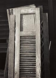 Old Doors, Columbia Farm, Los Angeles