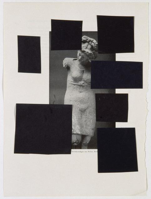 Richard Hawkins, 'Feminine with Abstract Overlay / Surplus', 2006, Corvi-Mora