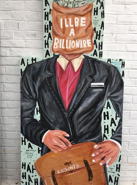 Naufal Abshar, 'I'll be A Billionaire', 2018, Art Porters