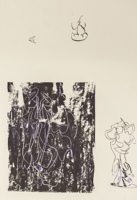 , 'Blind navigation 6,' 2017, Ruttkowski;68