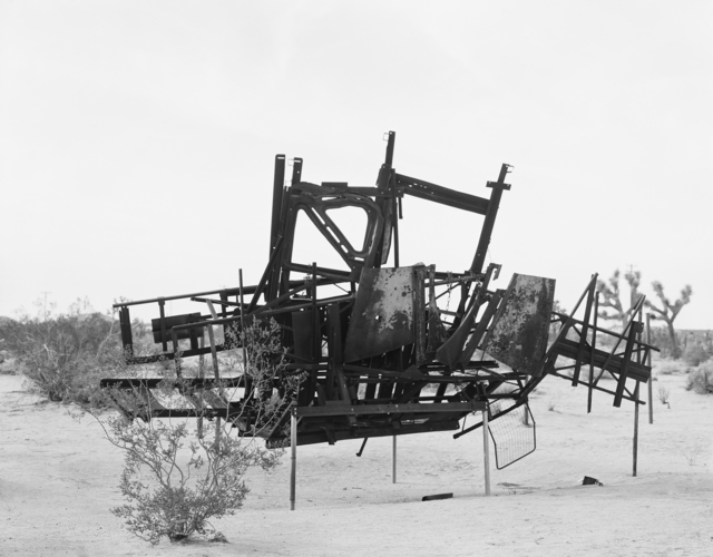 , 'The Interior and the Exterior - Noah Purifoy,' 2014, Anglim Gilbert Gallery