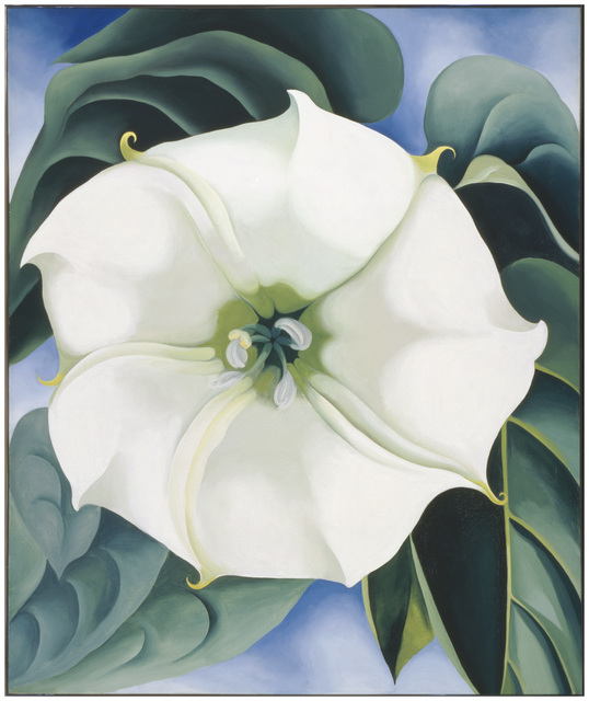Georgia O'Keeffe, 'Jimson Weed,' 1932, ARS/Art Resource