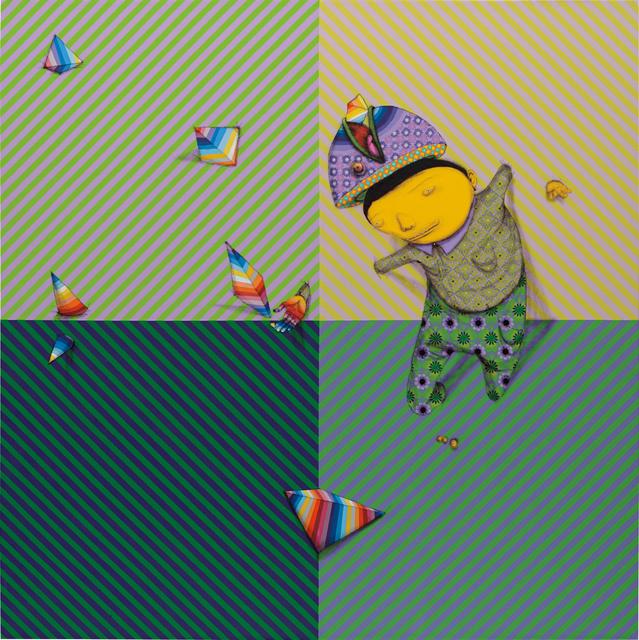 , 'Prism,' 2012, Gary Nader