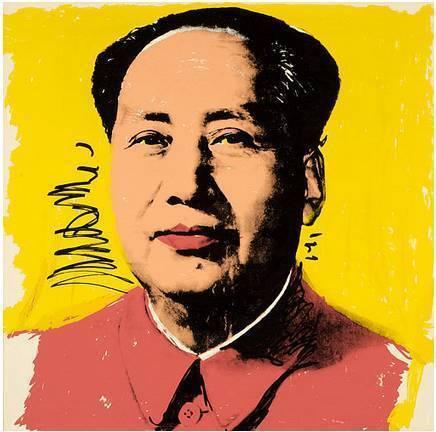 Andy Warhol, 'Mao, II.97', 1972, Upsilon Gallery