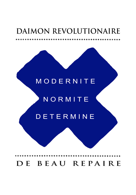 , 'Daimon Revolutionaire,' 2009, Galerie Elisabeth & Klaus Thoman