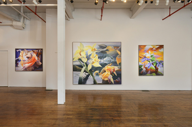 Richard Lytle, 'Quartet', 2004, Painting, Oil on canvas, FRED.GIAMPIETRO Gallery
