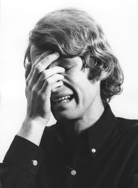 Bas Jan Ader, 'Study for I'm too sad to tell you', 1971, Photography, Silver gelatin print, Meliksetian | Briggs