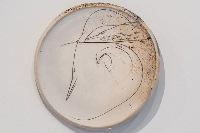 , 'Plate #1,' 2011, Eutectic Gallery