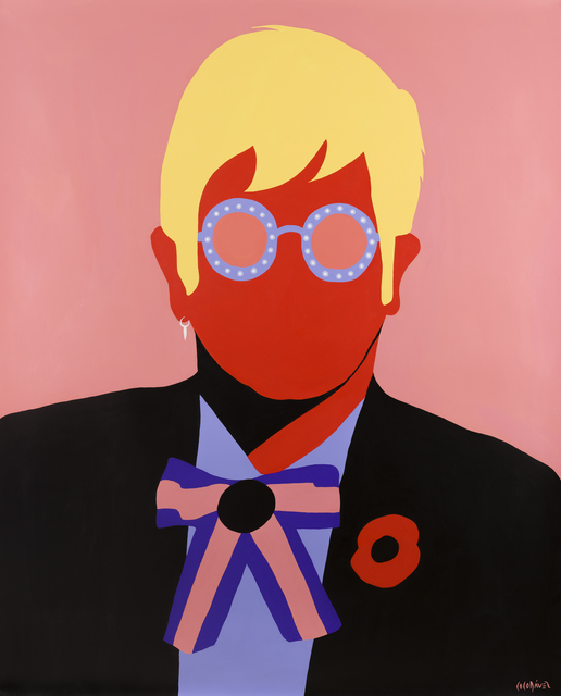 Coco Davez, 'Elton ', 2019, Maddox Gallery